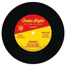 """BIG JAY BUSH Dynamite / ELI LEE I Get  NEW R&B NORTHERN SOUL 45 (OUTTA SIGHT) 7"""""""