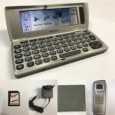 Nokia 9210i Communicator REA-5N Unlock VERY RARE Vintage Collection Qwerty
