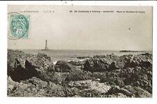 CPA-Carte Postale-FRANCE Auderville - Phare et Rochers de Goury VM7090