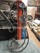 Wrought Iron Panel