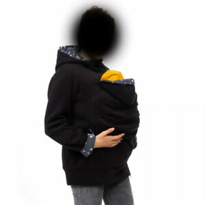 >> Tragejacke Viva la Mama Fleece Größe S   Neupreis 95 € << Baby Jacke