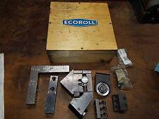 Ecoroll Einrollen Glattwalzwerkzeug EG45 Rollierwerkzeug