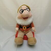 "Large 26"" Doc Plush Toy. Disney Snow White And The Seven Dwarfs."