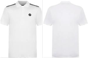 Philipp Plein Iconic Cult Tape Logo Polo-Shirt Polohemd Hemd T-Shirt Shirt XL