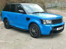 Petrol/LPG Land Rover/Range Rover Cars