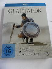 Gladiator (Russel Crowe) - Steelbook - doppel Blu-ray