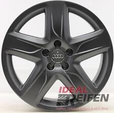 4 Audi A4 S4 8W B9 18 Pollici Cerchi 7x18 ET38 Originale Audi Cerchioni 4G9C Tm