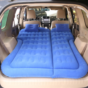 2021 Portable car inflatable mattress universal inflatable camping mat for SUV