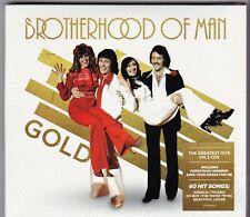 Brotherhood of Man : Gold - 3CD