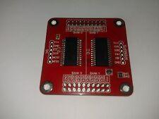 32-Port IO Expander for Arduino, chipKIT, Launchpad, Teensy, etc.
