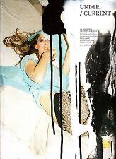 Under/Current Magazine #02 May 2009 Anthony Goicolea Stelios Faitakis