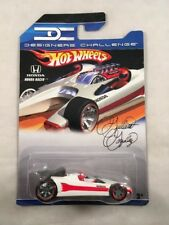 Hot Wheels Honda Racer Designers Challenge Red and White r3toystore