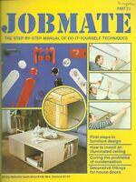 JOBMATE 21 DIY - CONDENSATION, ILLUMINATED CEILING, etc