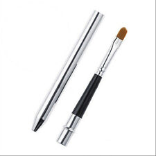 Portable Smooth Travel Retractable Lip Brush Makeup Cosmetic Lipstick Gloss  new