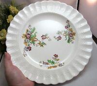 """ONE Copeland Spode Wicker Lane 10 1/2"""" Dinner Plate"""