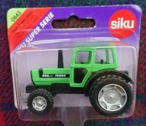 SIKU 1/87 Farming - 0843 Deutz DX85 tractor