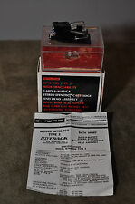 Used Genuine Shure M75E Type 2 with Headshell, Box, Guard