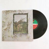 LED ZEPPELIN Untitled - VINYL LP - 1971 US Original Atlantic SD 19129 PORKY