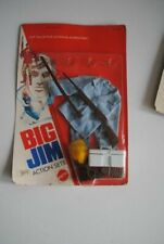 Vintage 1974 Mattel Big Jim Basketball Clothing Outfit #8854