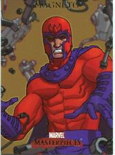 Marvel Masterpieces 2007 Base Card #54 Magneto