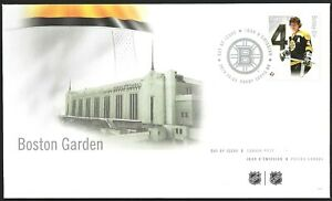 Canada  # 2787c    BOSTON GARDENS - BOBBY ORR   Brand New 2014 Unaddressed Cover