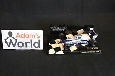 Minichamps Brabham BMW BT52 1983 1:43 #5 Nelson Piquet (BRA) (MM1)