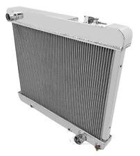 1961 1962 1963 1964 1965 1966 Pontiac Bonneville 3 Row Core DR Aluminum Radiator