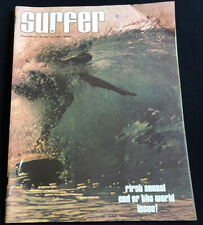 SURFER MAGAZINE MAY 1970 Surfing
