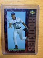 🔥Alex Rodriguez 1994 Upper Deck Baseball Star Rookie RC 🔥# 24 Seattle Mariners