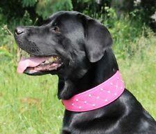 Verstellbare Standardhalsbänder Hundegröße XL