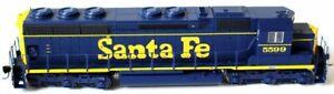 HO Proto 2000 Santa Fe SD45 Diesel Locomotive Rd. #5599 Item #30740