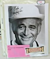 Norman Lear Signed 8x10 w/ Good Times All in the Family Sanford & Son