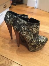 Aldo Very High Heels ladies shoes size 5 used
