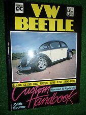 VW VOLKSWAGEN BEETLE CUSTOM HANDBOOK BOOK MANUAL By KEITH SEUME Inc BUY GUIDE