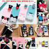 Cute 3D Cartoon Animals Gel Silicone Phone Case Cover For iPhone 8 8 Plus 7 6 6S