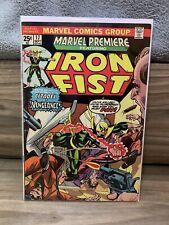 Marvel Premiere #21 FN/VF   1st App Misty Knight   1975