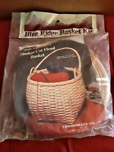 "Blue Ridge Basket Co. Shaker Cat Head Basket Kit 7 1/2"" x 10"" x 10"""