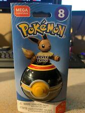 Mega Construx Pokemon Series 8 EEVEE 24 pcs GCM67 New