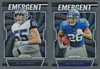 2019 Panini Prizm EMERGENT Inserts Complete Your Set - You Pick!