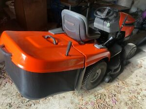 Husqvarna CTH150 TWIN ride-on mower