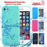Waterproof Shockproof Dirt proof Dust Full Case Cover iPhone XR X 5s 6s 7 8 Plus