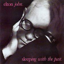 ELTON JOHN : SLEEPING WITH THE PAST / CD (ROCKET 838 839-2)
