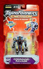 Transformers Energon Command Ravage Figure 2004 Hasbro R.I.D.