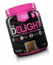 FitMiss Delight Protein Powder- Healthy Nutritional Shake for Women with Whey...