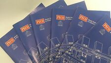 Peco Catalogue x 1 Collectors 60 years Edition 2006 Brand New From Stock (PL)