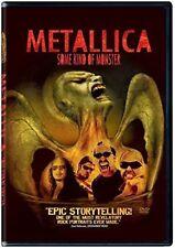 Metallica Some Kind of Monster 0602547100580 DVD Region 2