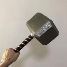Hammer Thor Avengers Cosplay Replica Mjolnir Prop Resin Base Full Us Stand