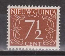 Indonesia Nederlands Nieuw Guinea New Guinea 7 MNH PF 1950 Cijfer