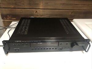 Carver C-20v Audio/Video Dolby Pro-Logic Preamplifier