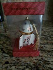 2000 Lenox Collectors Trinket Opening Christmas Ornament - Rocket Original Box
